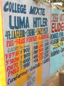 Hitler school